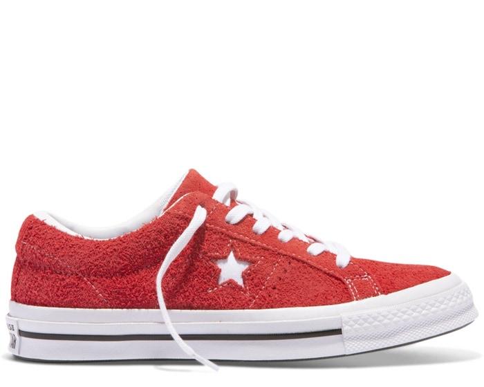 One Star Premium Suede Low Top - Unisex