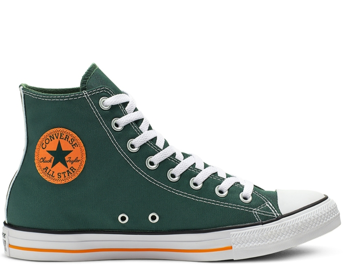 Chuck Taylor All Star Embroidered High Top - Men's