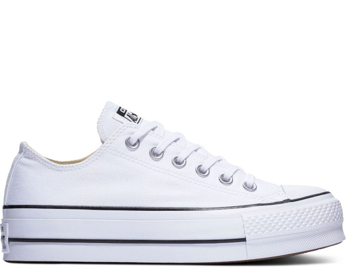 Chuck Taylor All Star Lift Canvas Low Top - Women's