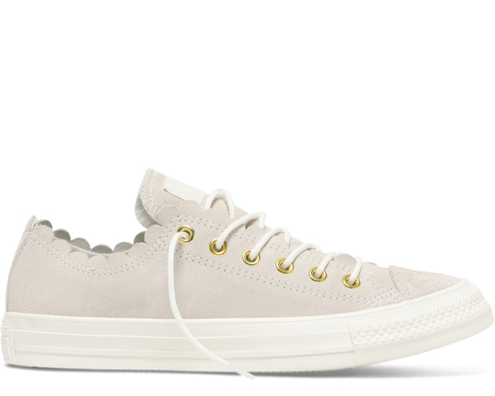 Chuck Taylor All Star Frilly Thrills Low Top - Women's