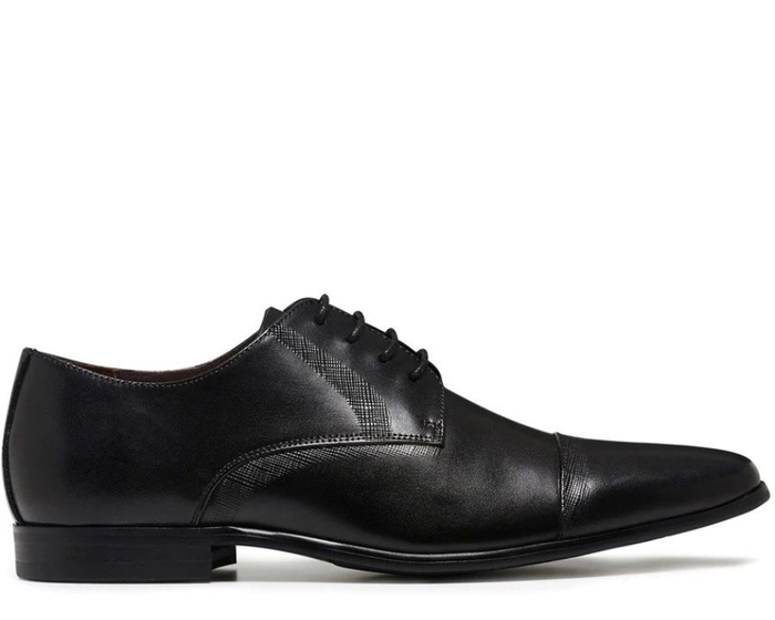 Jaded Lace Up Shoes