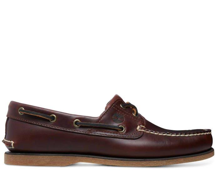 Classic 2-Eye Boat Shoes - Men's
