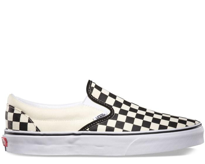 Checkerboard Classic Slip-On - Unisex