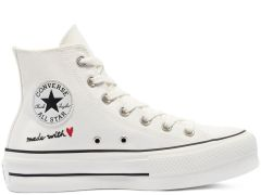 Love Thread Chuck Taylor All Star Lift Hi - Women's